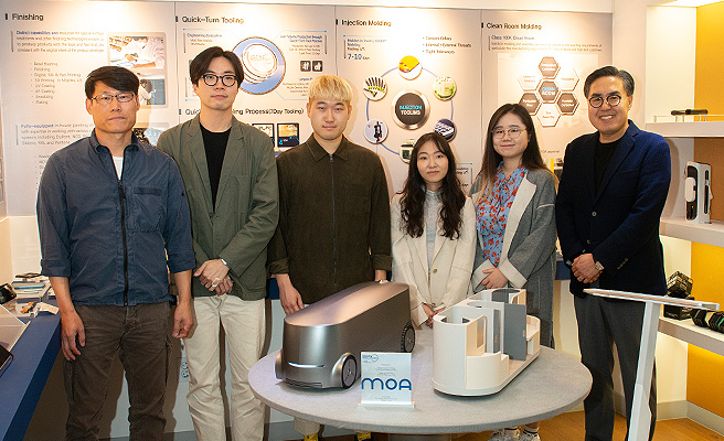 2019 Model Production Support for Hongik University Industrial Design Department Graduation Exhibition Project Sponsorship